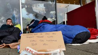Dickens: Govt's homelessness announcement adds up to nothing