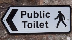 The toilets cost £170,000 to implement. (Photo / CNN)