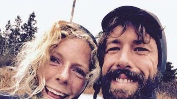 Shooting victim Sean McKinnon and his Canadian fiancee Bianca Buckley. (Photo / File)