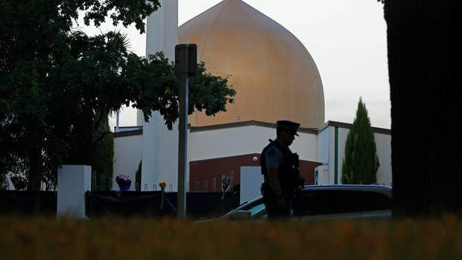 Phil Holstein: School principal defends lockdown response after mosque attacks