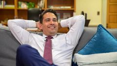 National Party leader Simon Bridges says the Prime Minister should be careful about criticising Australia. Photo / Mark Mitchell