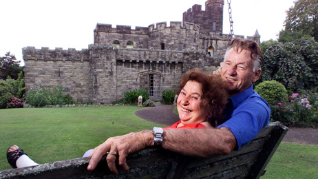 Son fights 97yo castle-living father in court over $1.7m in shares account