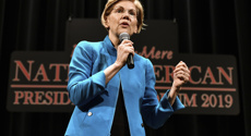 Elizabeth Warren apologises for false heritage claim