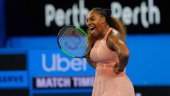 One of the greatest Tennis players of all time, Serena Williams will return to Auckland in 2020.  Photo / Photosport