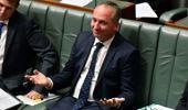 Former deputy prime minister Barnaby Joyce. (Photo/ Getty)