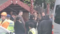 'You hide away': PM challenged during visit to Māori King