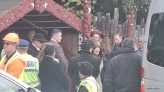 'You hide away': Jacinda Ardern challenged during visit to Māori King