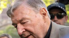 Cardinal George Pell was jailed for six years in March for historical sex offences during his time as Archbishop of Melbourne. Photo / AP