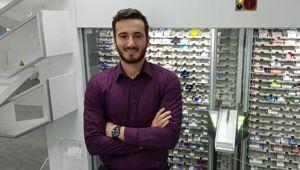 Pharmacist Din Redzepagic from Zoom Pharmacy. Photo / Supplied