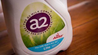 A2 shares plunge despite big increase in net profit