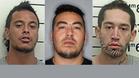 Three prisoners reportedly escaped and on the run in Levin