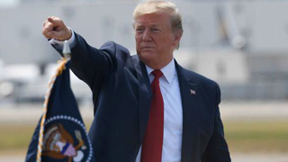 Trump calls Democrat-voting Jews 'disloyal', labels himself the 'Chosen One'