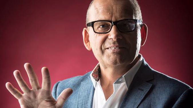 Paul Henry departed local screens in 20176. (Photo / NZ Herald)
