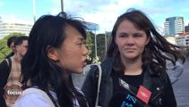 'Worth it': Protesting teens kicked out of Parliament, banned for a year