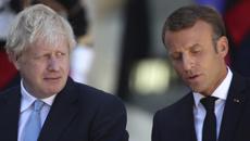 Vincent McAviney: Boris Johnson presses for fresh Brexit talks in Paris