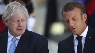 Boris Johnson presses for fresh Brexit talks in Paris