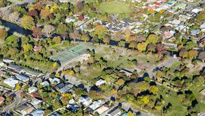 Christchurch residential red zone.