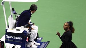 Martin Devlin: Serena's abuse of tennis officials a blight on the game