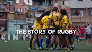The Story Of Rugby (Photo TVNZ)