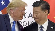 Markets tumble on growing tariffs rift between US and China