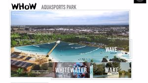 Photo / WHoW - Aquasports Park Facebook page