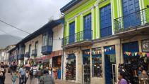 Mike Yardley: Cultural encounters in Bogota