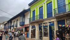 Mike Yardley: Breezing through Bogota