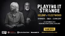 Playing it Strange: Geldof v Fleetwood