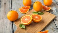 Mike van de Elzen: Middle Eastern orange cake