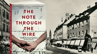 NZ book 'The Note Through the Wire' scores international book deal