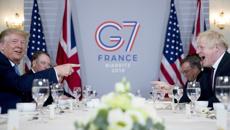 Gavin Grey: Tension between UK and EU at G7 summit