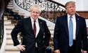 Mike Hosking: At least Donald Trump and Boris Johnson have backbone