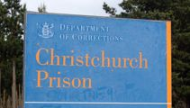 Inmates at Christchurch Men's Prison accessed yards after lock-up