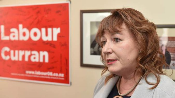 Labour MP Clare Curran has announced she will not re-stand at the 2020 election. Photo / ODT