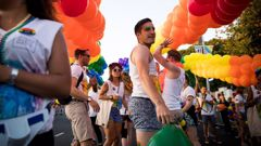 Auckland Pride Parade 2018, Ponsonby Road - the last, before it got cancelled in 2019. (Photo / File)