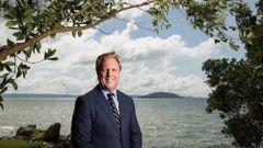 Rotorua MP Todd McClay is at the centre of the latest donation saga. (Photo / NZ Herald)