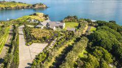 Marc Ellis' former property at Oneroa on Waiheke Island. (Photo / Supplied)