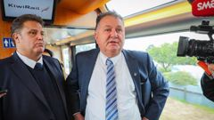 Economic Development Minister Shane Jones (right) accumulated a total of $44,728 in domestic costs in the June quarter. Photo / Warren Buckland
