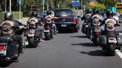 The Hells Angels are an international motorcycle club with chapters in New Zealand. (Photo / NZ Herald)