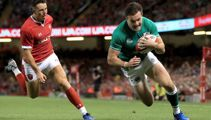 All Blacks back as world No1 after Wales lose to Ireland