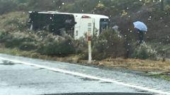 Horror bus crash near Rotorua: Six feared dead, some survivors emerge