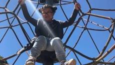 Christchurch's quake baby celebrates ninth birthday