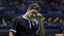Slam shock: Federer knocked out of US Open by world No. 78