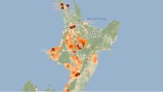 Magnitude 5.2 earthquake reported near Turangi