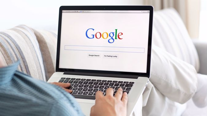 The internet giant is under fire for displaying dodgy advertisements. (Photo / Getty)