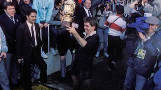 A Captain's Cup Podcast: David Kirk reveals what it took to win first Rugby World Cup