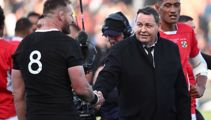 Why Steve Hansen forced All Blacks to play with just 14 men