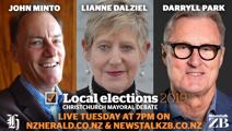 New Zealand Herald - Newstalk ZB Christchurch Mayoral Debate
