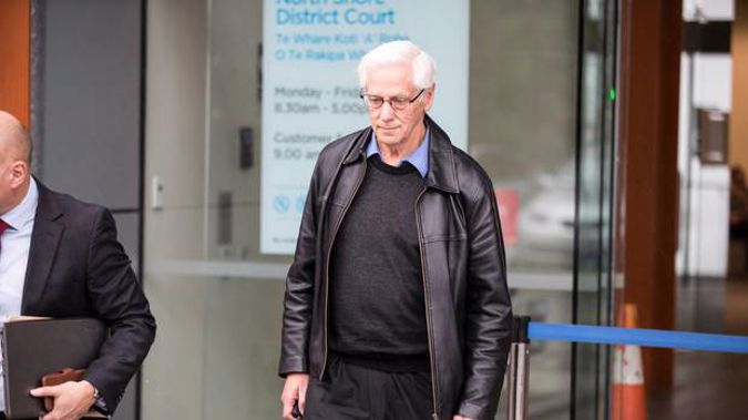 Former Marist brother Michael Beaumont has been sentenced for his crimes. (Photo / Michael Craig)