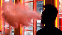 The US government is proposing a ban on the use of flavours in e-cigarettes to combat underage vaping. Photo / AP